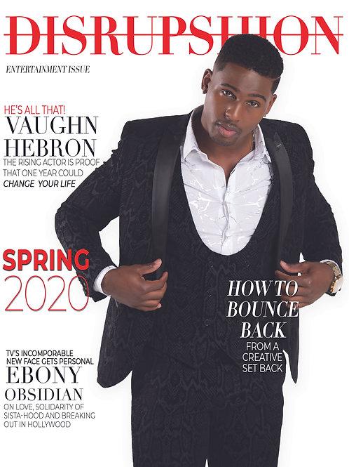 Spring 2020 Print IssueVol 1