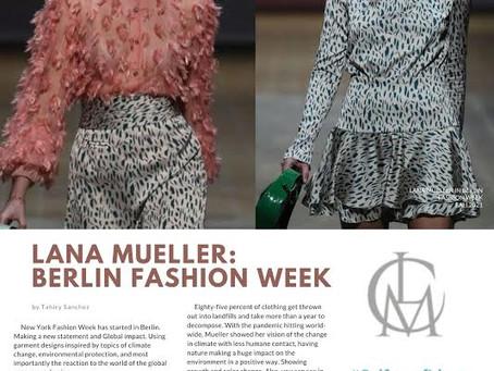 Designer Lana Mueller Latest Collection Serves Feminine Power