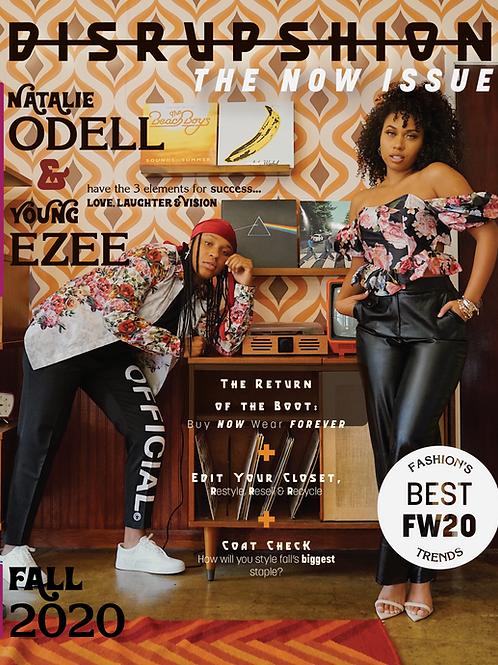 F/W 2020 Print Issue