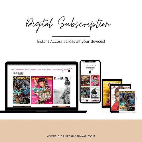 Digital Subscription (Annually)