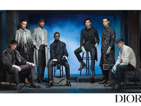 Dior Men's Winter 2020-2021 Campaign