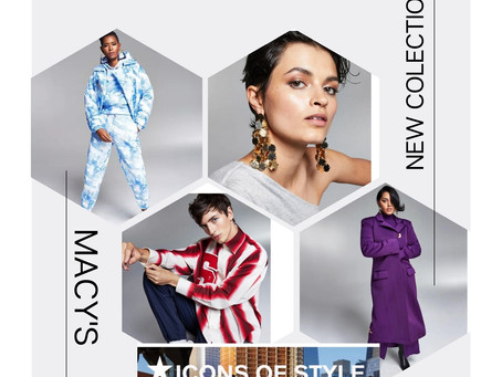 Macy's Icons of Style Latest Collection!!!
