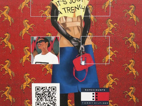 Tommy Hilfiger x Romeo Hunte Icons, Reconstructed.
