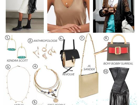 Hot Now? Add These Accessories to Your Wardrobe Now!