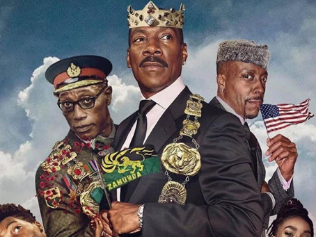 'Coming 2 America' Teaser Trailer: Eddie Murphy Becomes King and Learns He Has a Son