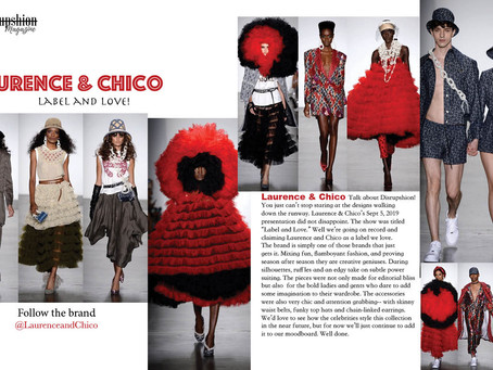 Laurence & Chico S/S 20