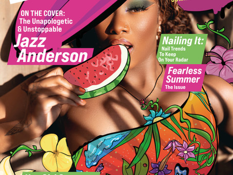 Fearless Summer Meets Fearless Barz: Jazz Anderson for Disrupshion Summer SS21