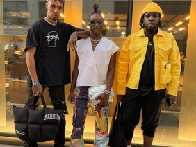 Disrupting The Streets: STREET STYLE LOOKS FROM NEW YORK FASHION WEEK SPRING 2022