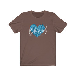 blessed-heart-bella-canvas-soft-tee