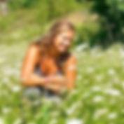Manon et les fleurs