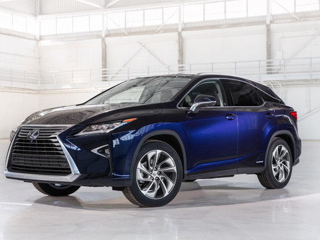 Lexus RX Through the Years: Evolution of the Pioneering Luxury SUV