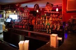 Our Full Liquor Bar
