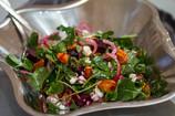 Beetroot and sweet potato salad