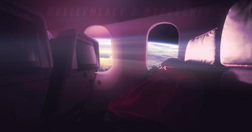 Plane / Earth Video Edit