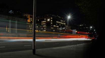 London - Slow Shutter - 2018