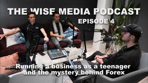 The Wise Media Podcast - Episode Four