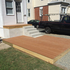 Deck & Porch/Stairs