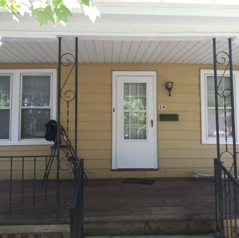 Exterior Paint & Doors