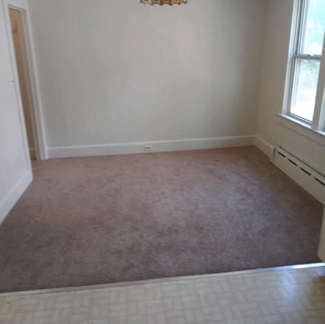 Carpet & Paint