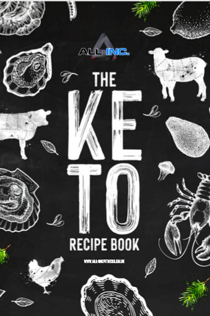 Keto Recipe Book