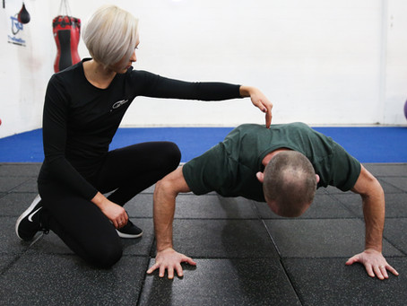 Personal Trainers to get the best results