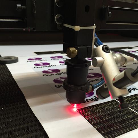 Lazer Cutting