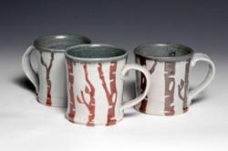 Birch Mugs