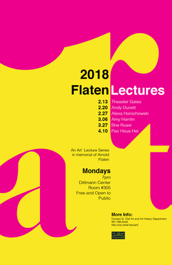Flaten Lecture Poster 1