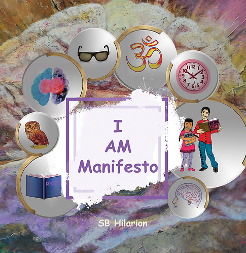 I AM Manifesto (Signed copy)