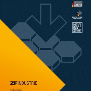 ZF Industriekatalog