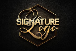 Singnature Logo For Business