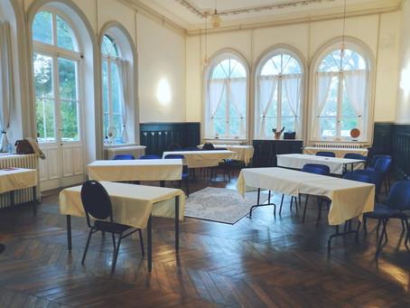 Séminaire de Direction pour l'institution Sainte Irénée des Chartreux