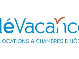Label Clé-Vacance - 2 clés