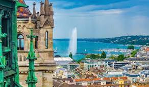 Visitez Genève
