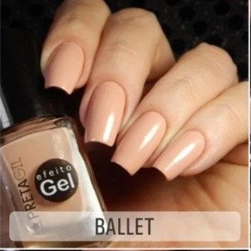 Esmalte Preta Gil Ballet