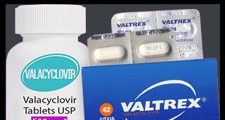 Herpes Happens medications Valtrex and Valcyclovir