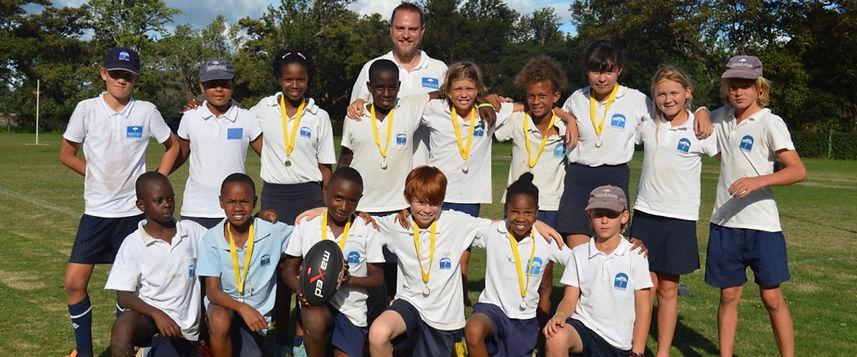 Kennedy House School sports team Tanzania