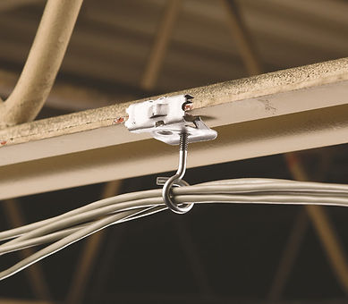 BRIDAL RINGS; LOW VOLTAGE WIRE & CABLE