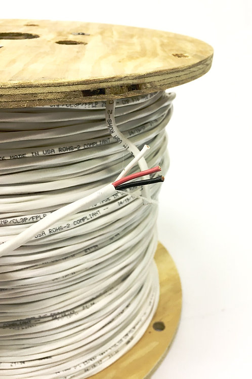 14 AWG 3 CONDUCTOR PLENUM MULTI-CONDUCTOR LOW VOLTAGE WIRE