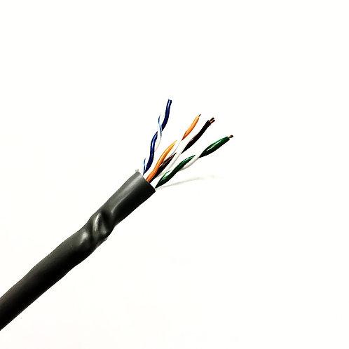 CAT 5E GRAY PVC VOICE & DATA CABLES