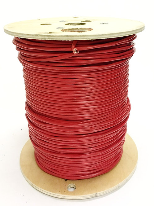 RISER RATED - 12 AWG 2 CONDUCTOR FIRE ALARM CABLE