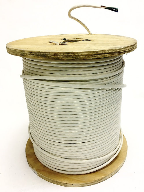 1000 FT REEL - 18 AWG 6 CONDUCTOR PLENUM - UNSHIELDED