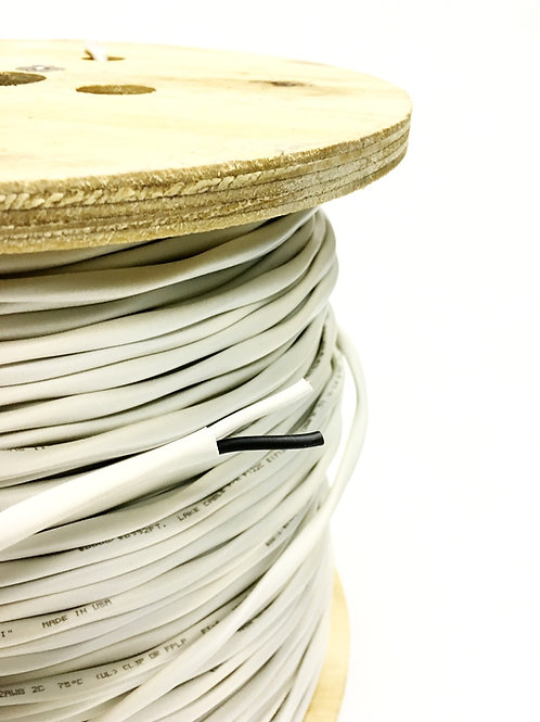 12 AWG 2 CONDUCTOR PLENUM LOW VOLTAGE MULTI-CONDUCTOR WIRE