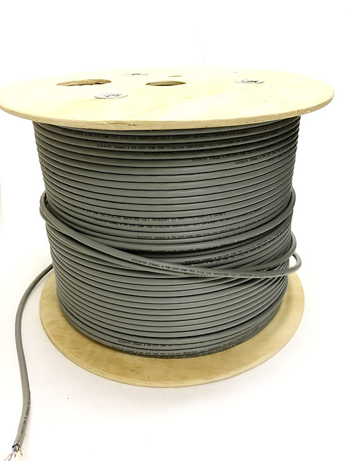 CAT 6A RISER 23 AWG 8 PAIR VOICE AND DATA CABLES