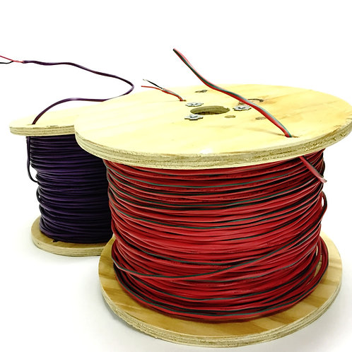 16 AWG 2 CONDUCTOR PLENUM FIRE ALARM CABLE