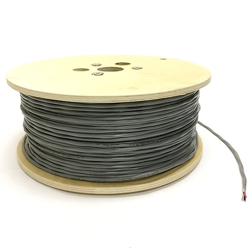 18 AWG 2 CONDUCTOR RISER - MULTI-CONDUCTOR LOW VOLTAGE WIRE