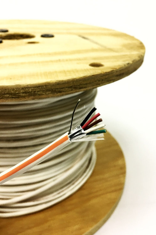 22 AWG 5 CONDUCTOR PLENUM - MULTI-CONDUCTOR LOW VOLTAGE WIRE