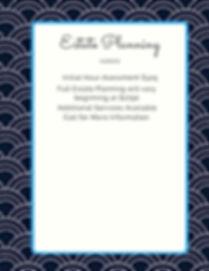 Estate Planning Services