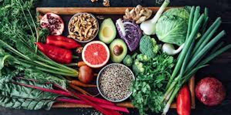 Intro to Healthy Delicious Vegan Eating!