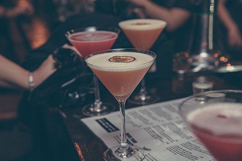 6 Cocktails for £28 Saturdays, 2pm - 8pm